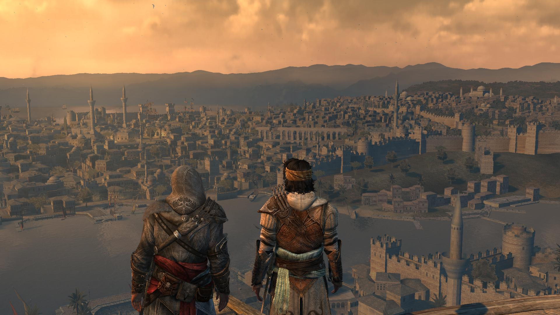 Constantinople gamers therapy - Ottoman empire assassins creed ...
