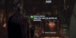 Batman Arkham City Predator