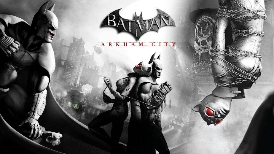 Batman Arkham City:  A Journey (Part 1) –Platinum