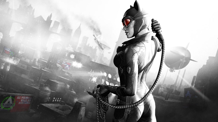 Catwoman main