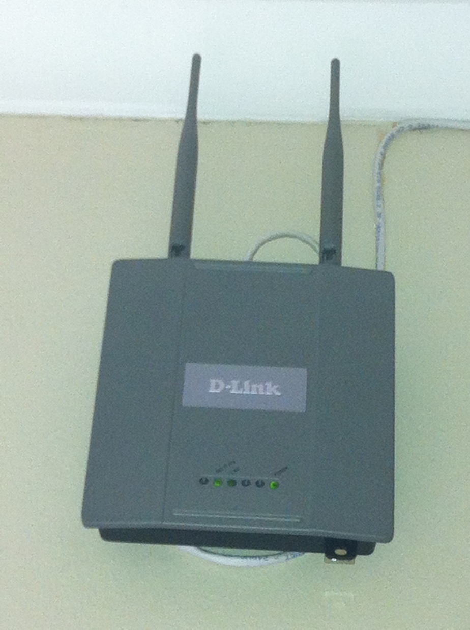 How to:  Reset & Configure A D-Link DWL-3200AP Wireless Access Point