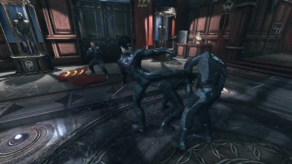 nightwing campaign