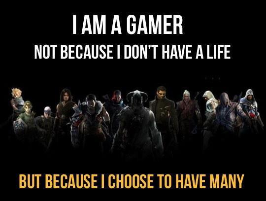 Gaming Equality For All