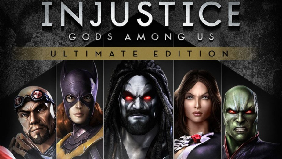Injustice: Gods Among Us-Ultimate Edition (PS3) A Casual Review