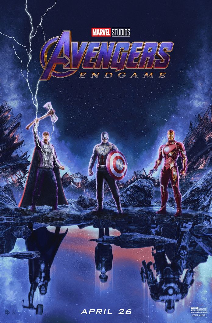 Avengers End Game Makes Me FeelOld