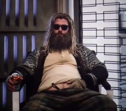 Was Thor Being Fat Shamed?